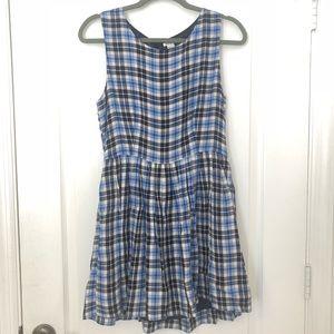 NWOT Forever 21 Plaid Dress